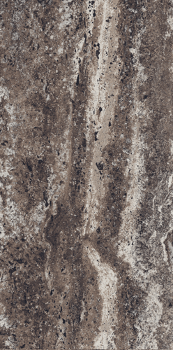 Плитка для ванной Kerranova Terra Dark Grey Lapatto 30x60