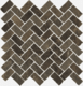Italon Genesis Gen.Mercury Brown Mosaico Cross 31.5x29.7